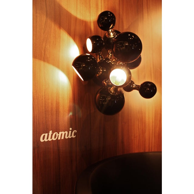 Atomic Wall Lamp From Covet Paris For Sale - Image 11 of 13