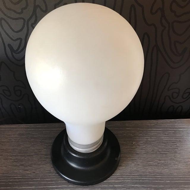 Vintage Lightbulb Table Lamp - Image 5 of 6