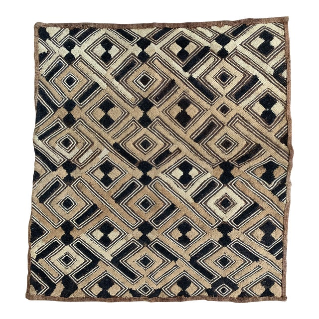 African Kuba Cloth For Sale
