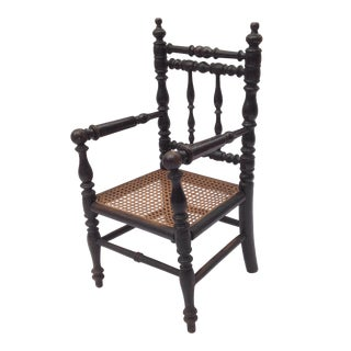 French Child's Chair
