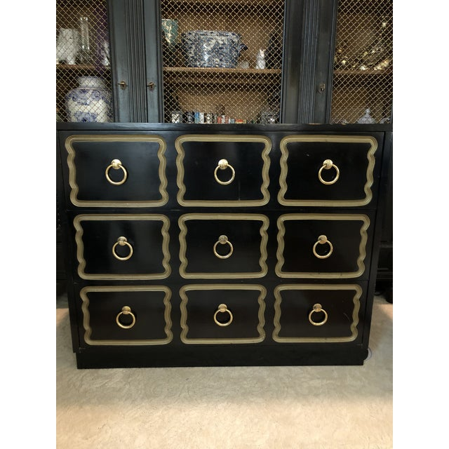 Vintage Dorothy Draper Espana Style Chest For Sale - Image 9 of 10