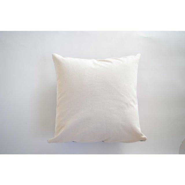 Vintage Manta Striped Pillow - Image 5 of 5