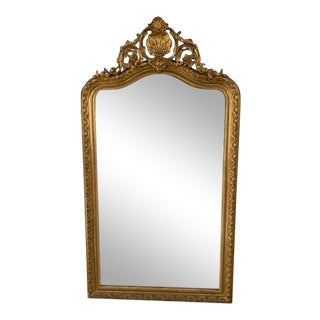 18th Century French Louis Philippe Period Mirror For Sale
