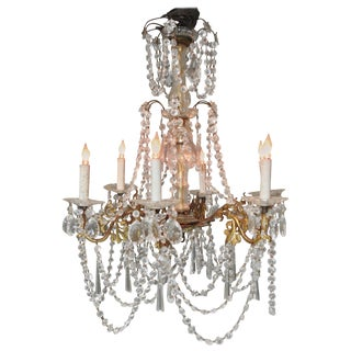 19th Century Country French Chandelier For Sale