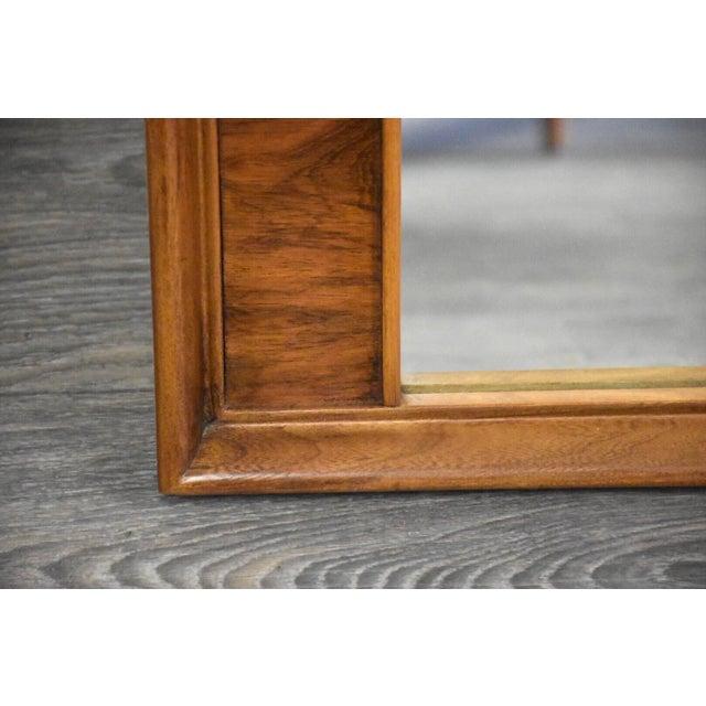 Mid-Century Modern Kent Coffey Perspecta Mid Century Mirror For Sale - Image 3 of 7