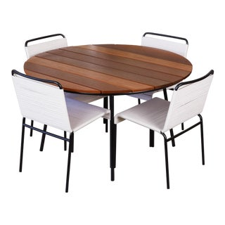 Van Keppel-Green Patio Dining Set For Sale
