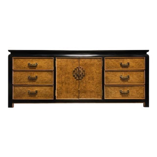 Century Chin Hua Asian Dresser / Credenza by Raymond K Sobota For Sale