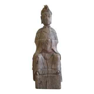 19th Century Buddha Statue For Sale
