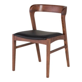 Bjorn Dining Chair In Black For Sale