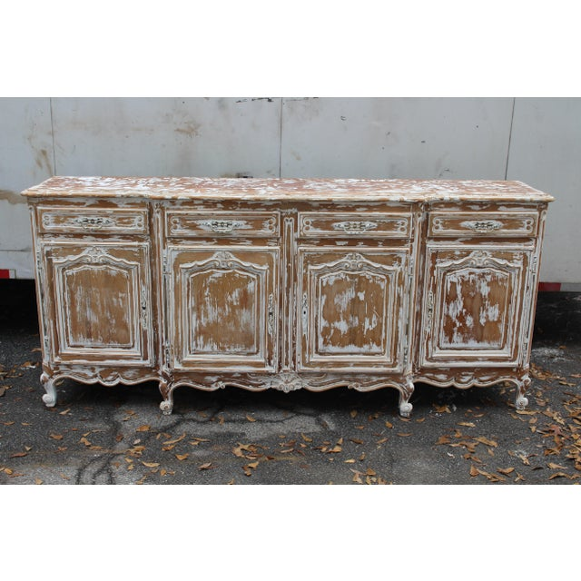 C. 19th French Country Sideboard For Sale In Atlanta - Image 6 of 6
