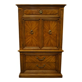Thomasville Furniture Decorum Collection Chest For Sale