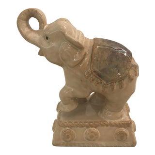 Vintage Ceramic Elephant