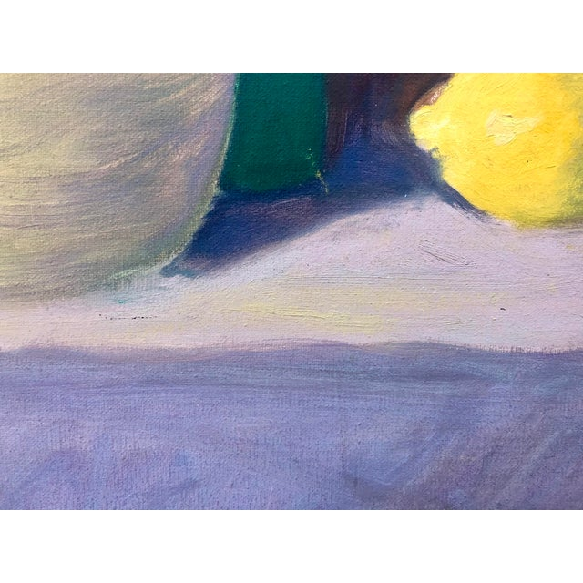 Contemporary Fruit Still Life Painting Signed For Sale In New York - Image 6 of 9