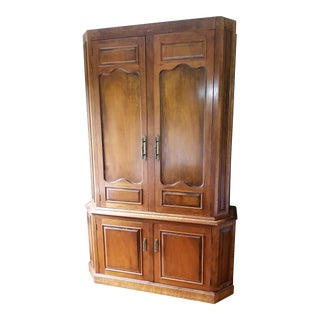 Antique Custom Wooden Armoire