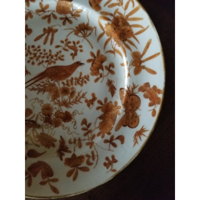 Sacred Bird and Butterfly Chinese Porcelain For Sale In San Antonio - Image 6 of 8