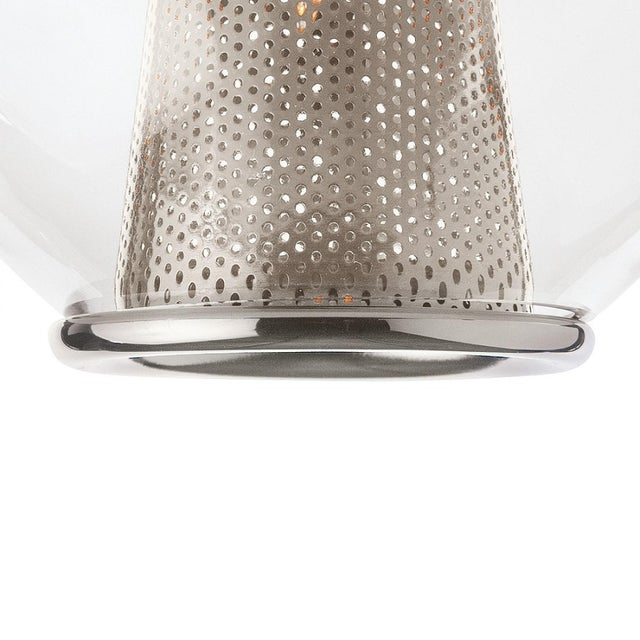 2010s Caviar Chandelier For Sale - Image 5 of 12