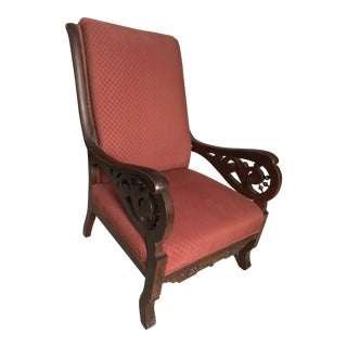 Early 20th Century Victorian Chair For Sale
