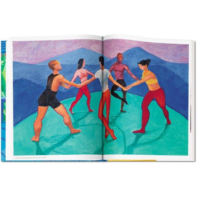 Black David Hockney: A Bigger Book, Signed by David Hockney, Edition: 9000, 2016 For Sale - Image 8 of 13