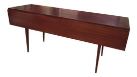 Image of Mid-Century Modern Drop-Leaf and Pembroke Tables