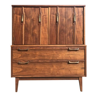 5 Drawer Highboy By Barker Bros