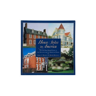 House Styles in America by James C. Massey & Shirley Maxwell For Sale