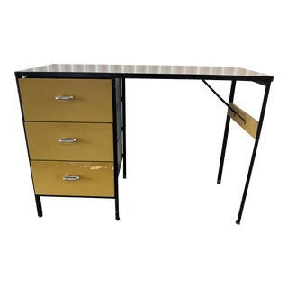 George Nelson for Herman Miller Steelframe Writing Desk For Sale