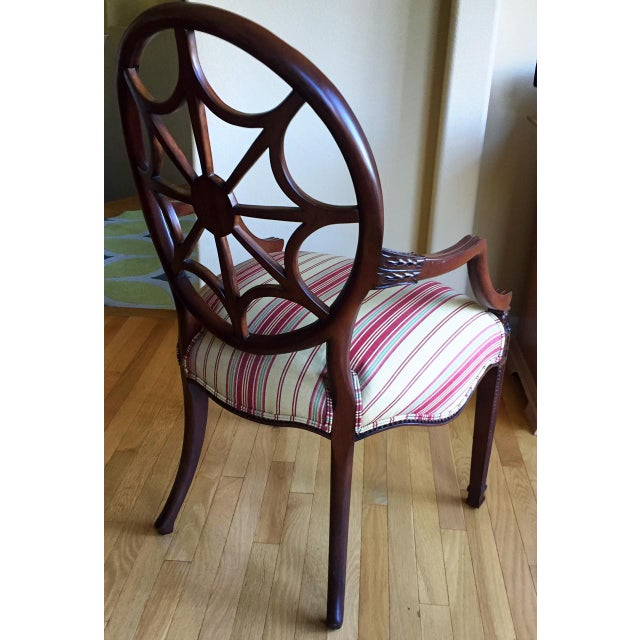 Cristal Chair From Ethan Allen - Image 5 of 6
