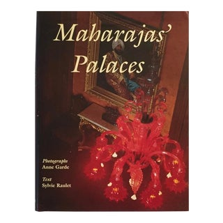 Maharajahs Palaces, Sylvie Raulet, 1997 Out of Print For Sale