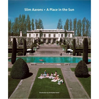 """Slim Aarons a Place in the Sun"" First Edition Printing Book For Sale"