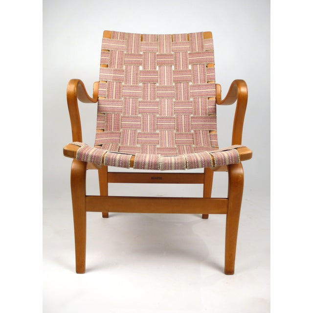 Modern Early Bruno Mathsson Eva Chair For Sale - Image 3 of 10