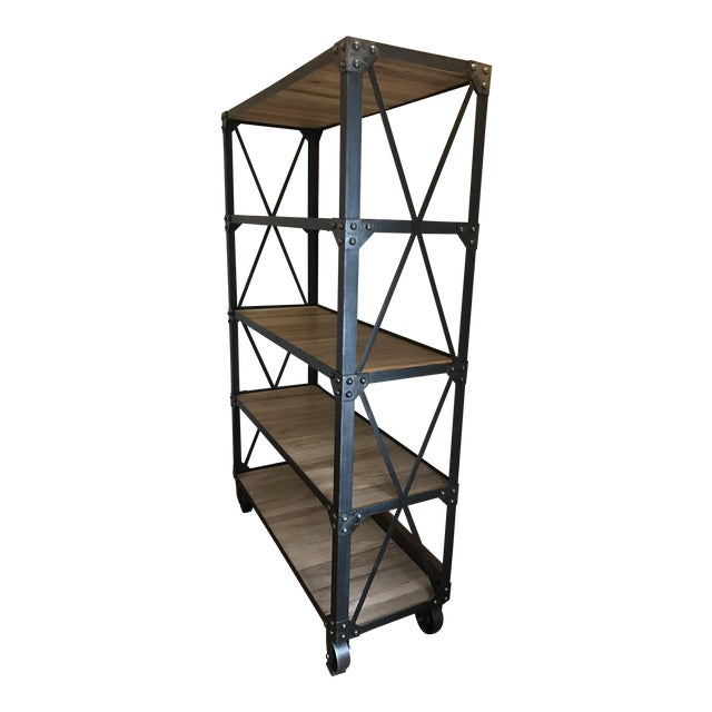 Farmhouse Bookcase/Shelving Unit - Image 1 of 3