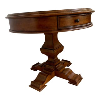 Traditional Stanley Furniture Foyer Table For Sale
