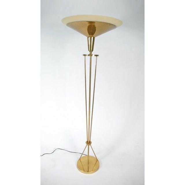 Modern Lightolier Floor Lamp For Sale - Image 3 of 10