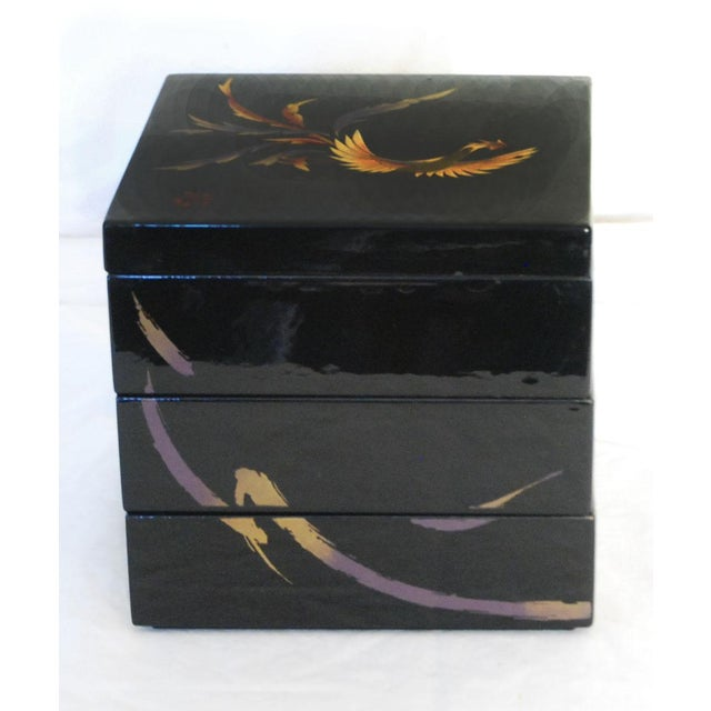 Japanese Yamamoto Kansai Lacquered Box - Image 5 of 5