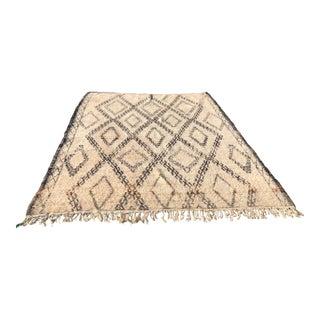 Madeline Weinrib Vintage Moroccan Rug - 6′ × 8′ For Sale