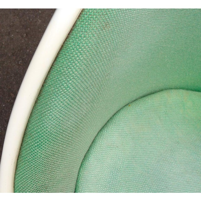 1960s Asko Eero Aarnio Cognac Chairs - a Pair For Sale - Image 5 of 8