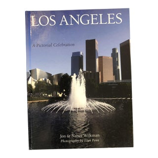 Blue Art Book of Los Angeles For Sale