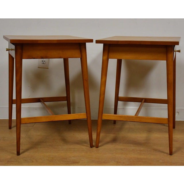 Paul McCobb Planner Group Nightstands - a Pair - Image 6 of 11