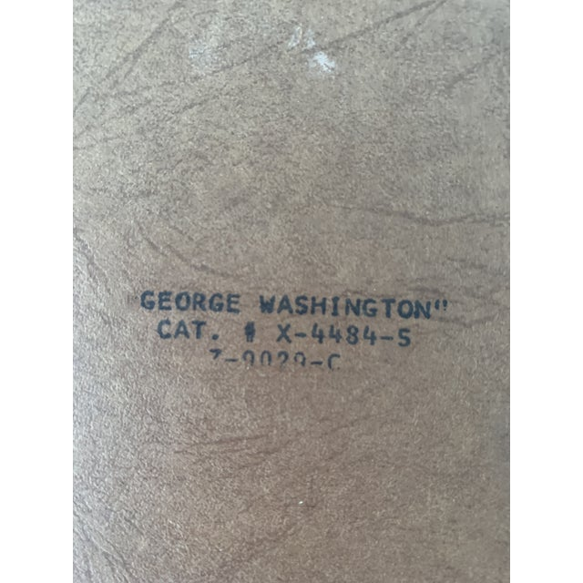 George Washington Silouhette, Framed For Sale In Miami - Image 6 of 7