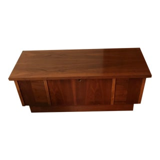 1950s Mid-Century Modern Lane Cedar Hope Chest