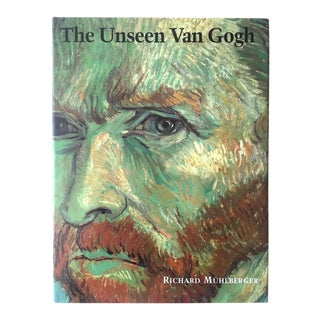 """ the Unseen Van Gogh "" Rare Vintage 1998 1st Edition Collector's Post Impressionist Hardcover Art Book For Sale"