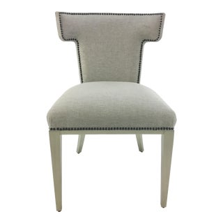Caracole Uptown Klismos Dining/Desk Chair For Sale