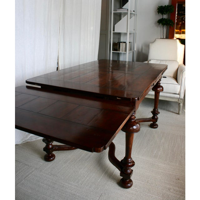 Bausman Extension Dining Table - Image 5 of 10