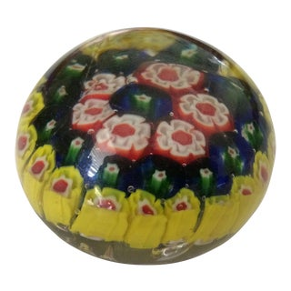Vintage Murano Glass Paper Weight