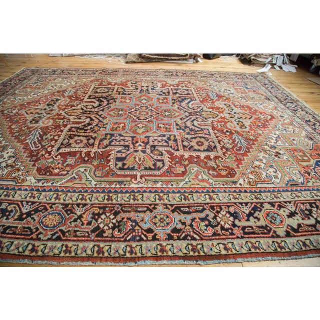 "Vintage Heriz Carpet - 8'2"" X 10'4"" - Image 10 of 10"