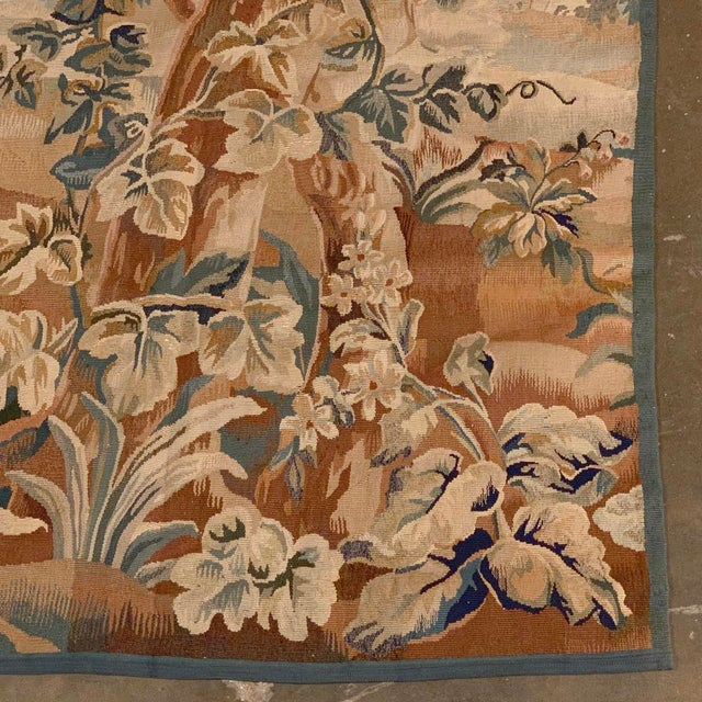 18th Century Oudenaarde Tapestry For Sale In Dallas - Image 6 of 11