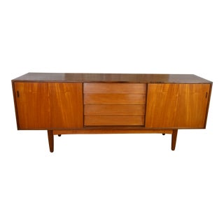 06c4969e271d Danish Teak Credenza With Exposed Drawers
