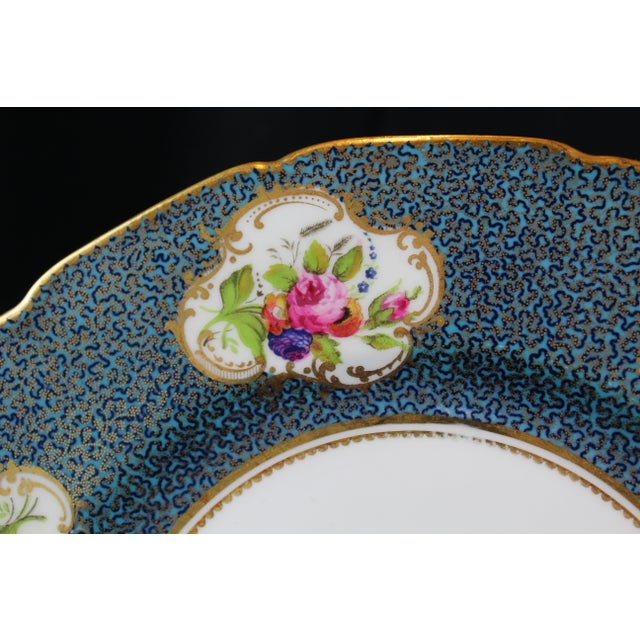 Early 20th Century Royal Doulton Plates - Service for 12 For Sale - Image 5 of 8
