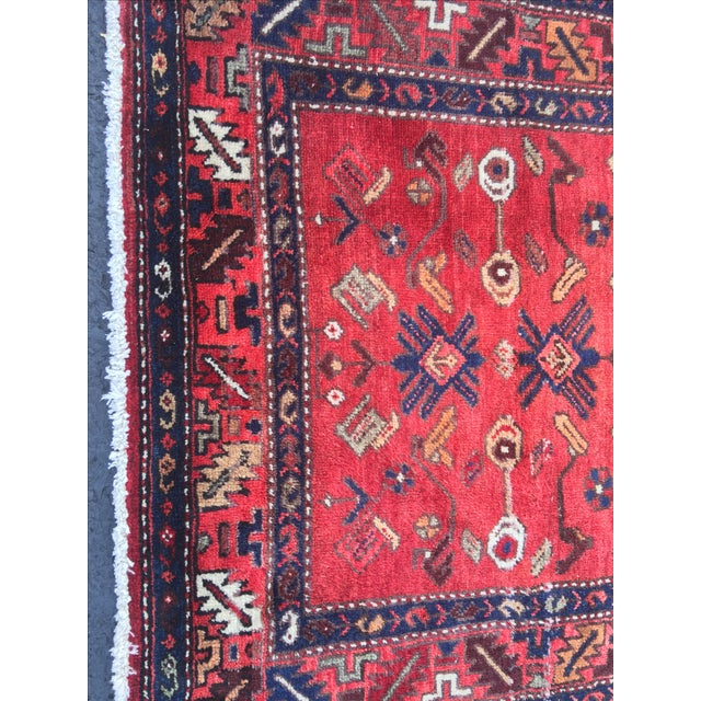 Persian Hosenibad Runner - 3′5″ × 15′10″ - Image 3 of 11