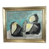 Image of Arturo Lazaro 3 Piece Stacked Figure For Sale